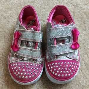Sketchers Twinkle Toes Baby Shoes